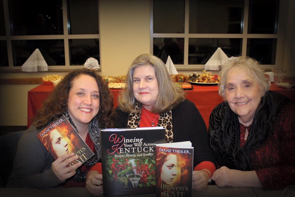 Rachel, Cindy and Jean